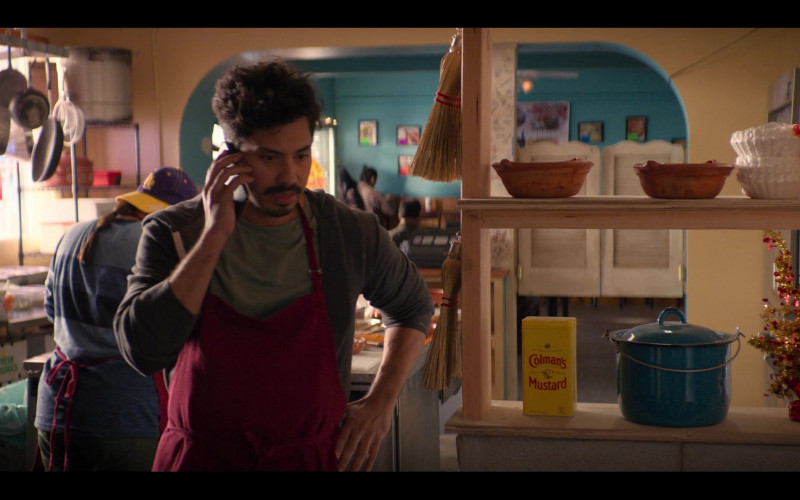 Colman's Mustard in Gentefied S01E04 Unemployed AF (2020)