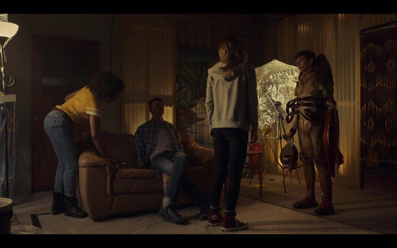 Converse Shoes Worn by Emilia Jones as Kinsey in Locke & Key Season 1 Episode 2 Trapper Keeper (2020)