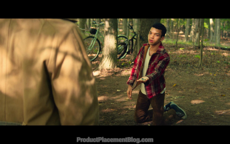 Converse Shoes Worn by Justice Smith as Theodore Finch in All the Bright Places (1)