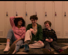 Converse White High Top Shoes Worn by Sofia Bryant as Dina in I Am Not Okay with This S01E05 (2)