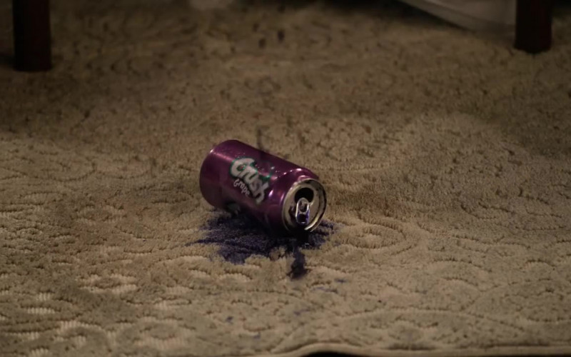 Crush Grape Soda in The Expanding Universe of Ashley Garcia (1)