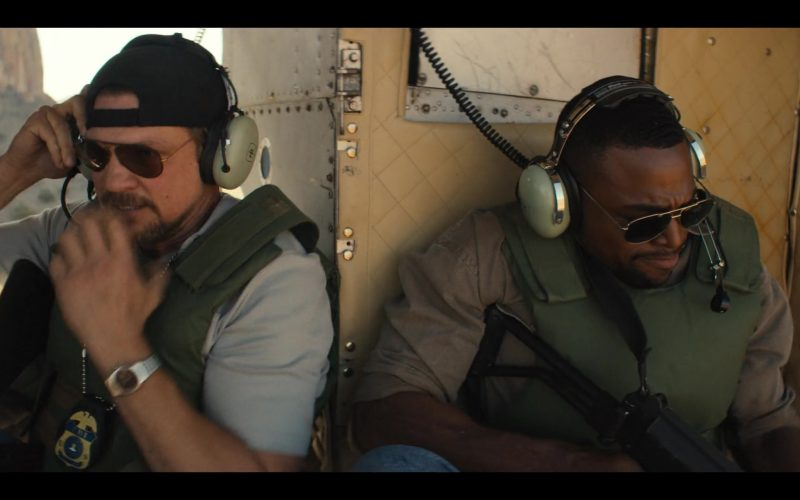 David Clark Aviation Headsets in Narcos Mexico Season 2 Episode 8 (2020)