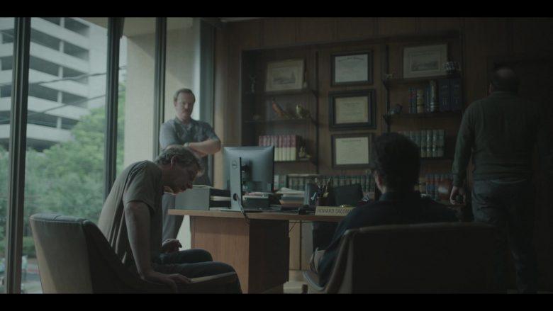 Dell Monitors in The Outsider Season 1 Episode 5 Tear-Drinker (1)