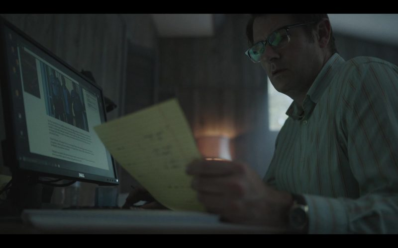 Dell Monitors in The Outsider Season 1 Episode 5 Tear-Drinker (2)