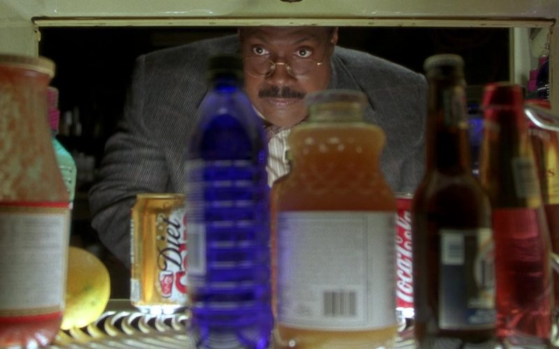 Diet Coke and Coca-Cola Cans in Nutty Professor II The Klumps (2000)