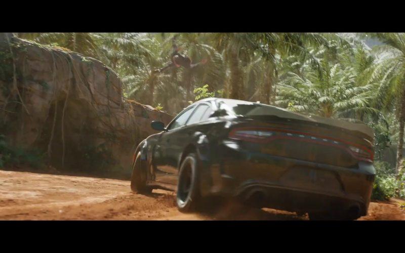 Dodge Charger SRT Car Used by Vin Diesel as Dominic Toretto in Fast & Furious 9 2020 Movie (3)