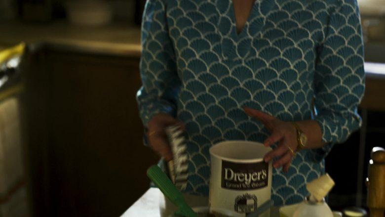 "Dreyer's Ice Cream in Interrogation Season 1 Episode 3 ""Det. Dave Russell vs Kim Decker 1982"" (2020) TV Show"