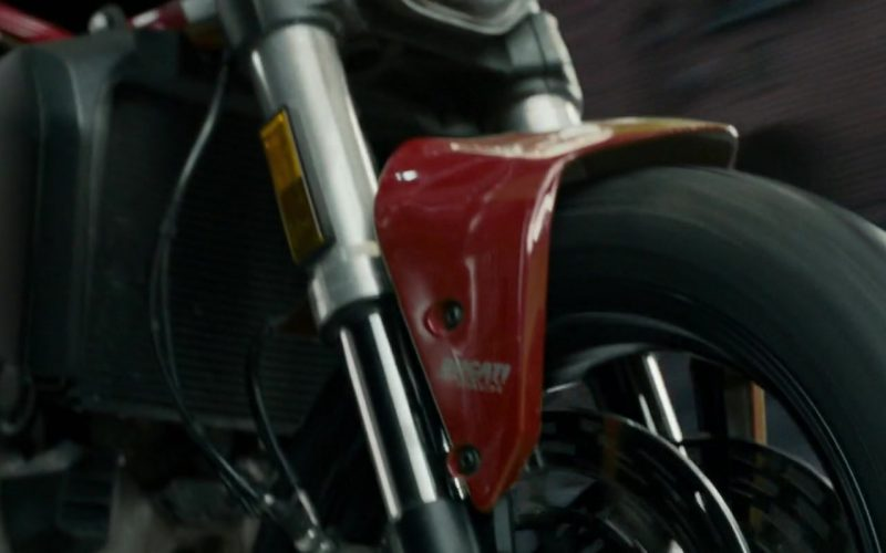 Ducati Motorcycle in Charlie's Angels (1)