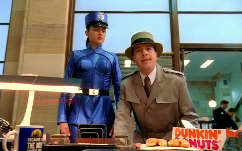 Dunkin' Donuts in Inspector Gadget 2 (2)