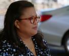 Fetch Women's Designer Eyeglasses in Hawaii Five-0 S10E18 (2)