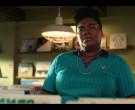Fila Polo Shirt Worn by Da'Vine Joy Randolph as Cherise in High Fidelity Season 1 Episode 5 Uptown (1)