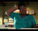 Fila Polo Shirt Worn by Da'Vine Joy Randolph as Cherise in High Fidelity Season 1 Episode 5 Uptown (2)