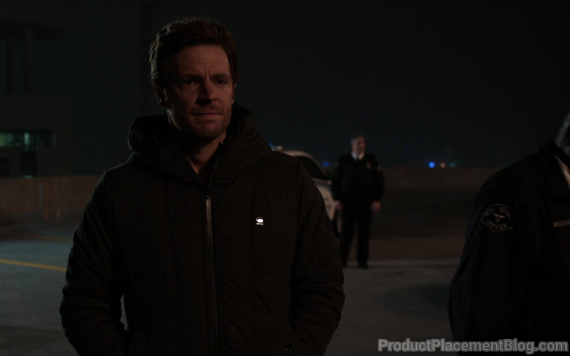 G-Star Raw Hooded Jacket Worn by Nick Gehlfuss as Dr. Will Halstead in Chicago Med S05E15 (1)