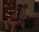 Gucci Jacket and Pants Suit Worn by Sam Adegoke as Jeff Colby in Dynasty S03E14 That Wicked Stepmother (5)