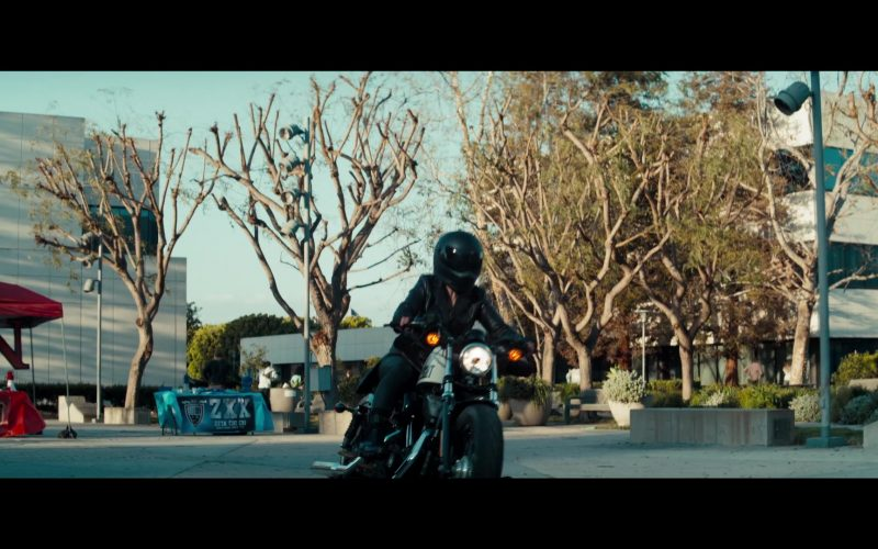 Harley-Davidson Forty-Eight Motorcycle in Mythic Quest Raven's Banquet Season 1 Episode 5 (1)