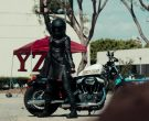 Harley-Davidson Forty-Eight Motorcycle in Mythic Quest Raven's Banquet Season 1 Episode 5 (2)