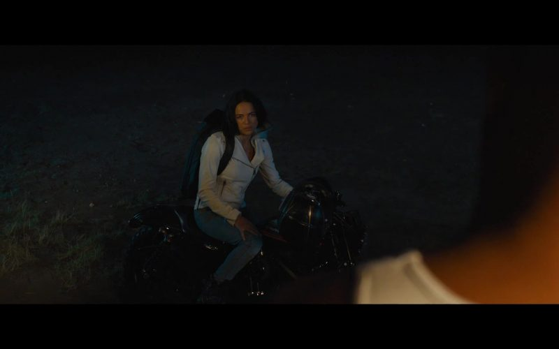 Harley Davidson Motorcycle Used by Michelle Rodriguez as Letty Ortiz in Fast & Furious 9 (2020)