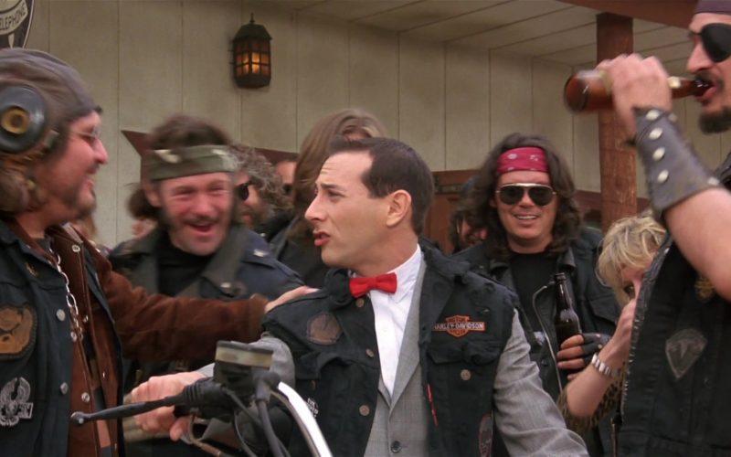Harley-Davidson Vest Worn by Paul Reubens in Pee-wee's Big Adventure (1)