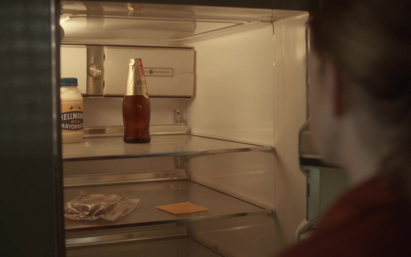 Hellmann's Mayonnaise and Michelob Beer in The Last Thing He Wanted (2020)