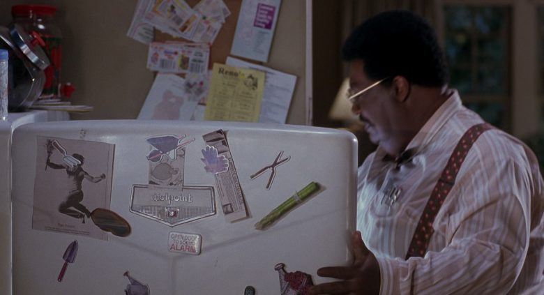 Hotpoint Refrigerator Used by Eddie Murphy in The Nutty Professor (1996)