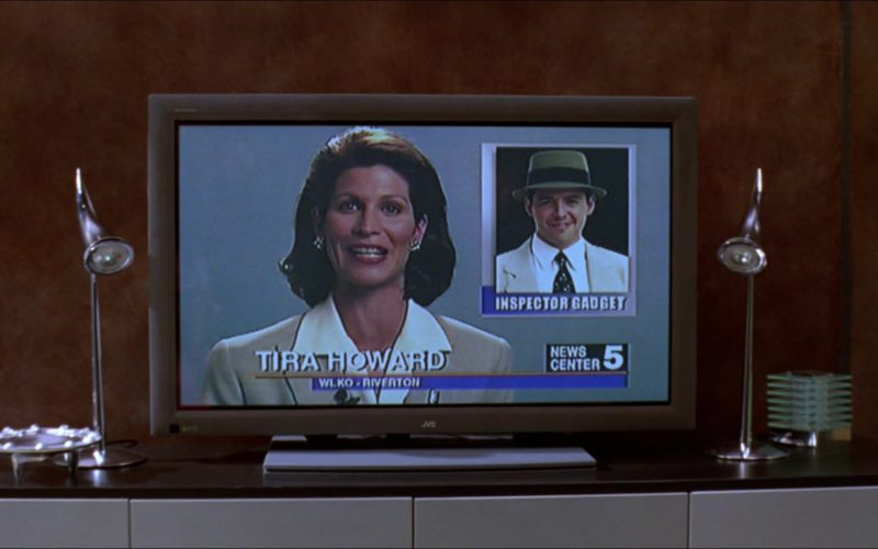 JVC TV in Inspector Gadget (1)