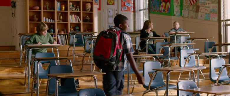 JanSport Backpack Used by Mekai Curtis in Alexander and the Terrible, Horrible, No Good, Very Bad Day (2014)