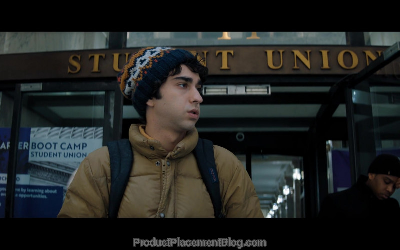 Jansport Backpack Used by Alex Wolff in Jumanji The Next Level (2019)