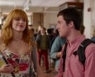 Jansport Backpack Used by Dylan Minnette in Alexander and the Terrible, Horrible, No Good, Very Bad Day (2)