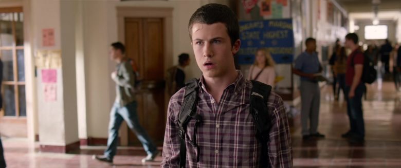 Jansport Backpack Used by Dylan Minnette in Alexander and the Terrible, Horrible, No Good, Very Bad Day (3)