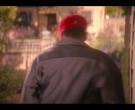 Kangol Red Hat Worn by Joseph Julian Soria as Erik in Gentefied S01E07 (1)