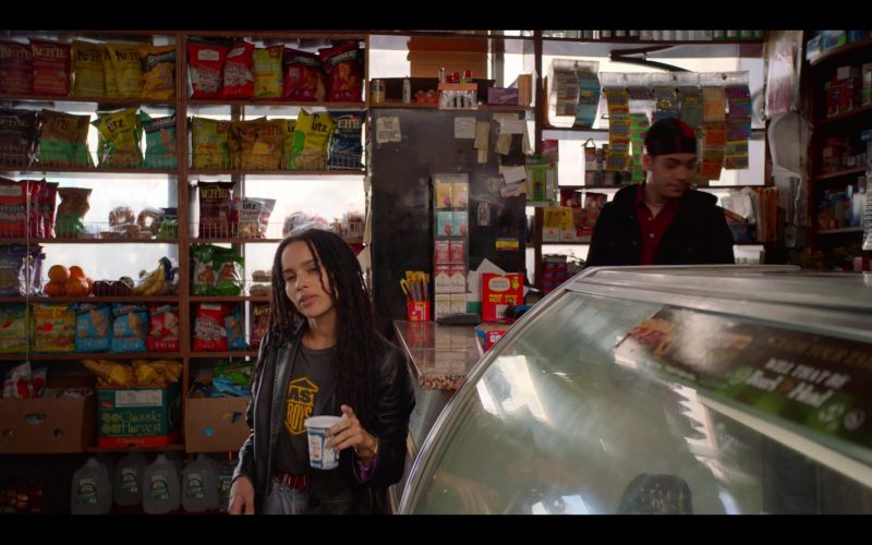 Kettle Brand and UTZ Chips in High Fidelity Season 1 Episode 1 Top Five Heartbreaks