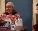 Kleenex Napkins in The Expanding Universe of Ashley Garcia Season 1 Episode 7 (1)