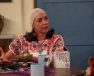 Kleenex Napkins in The Expanding Universe of Ashley Garcia Season 1 Episode 7 (2)