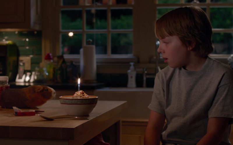 Kraft Marshmallows in Alexander and the Terrible, Horrible, No Good, Very Bad Day (1)