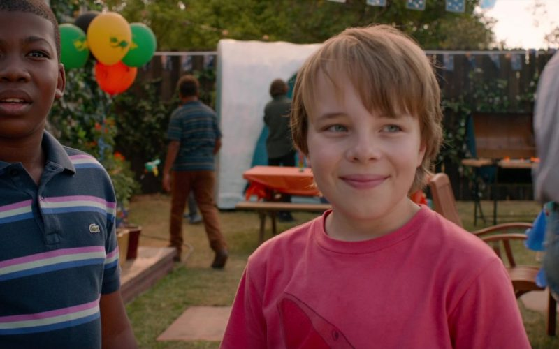 Lacoste Polo Shirt Worn by Mekai Curtis in Alexander and the Terrible, Horrible, No Good, Very Bad Day (1)