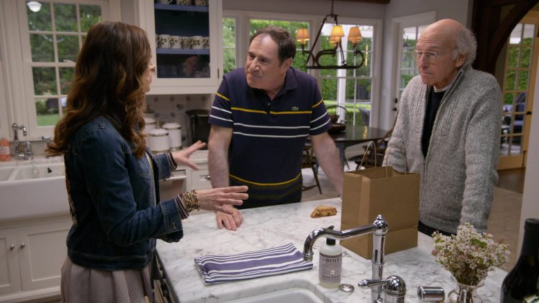 Lacoste Polo Shirt Worn by Richard Kind in Curb Your Enthusiasm Season 10 Episode 3 Artificial Fruit (3)