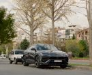 Lamborghini Urus Black Car in Charlie's Angels (1)