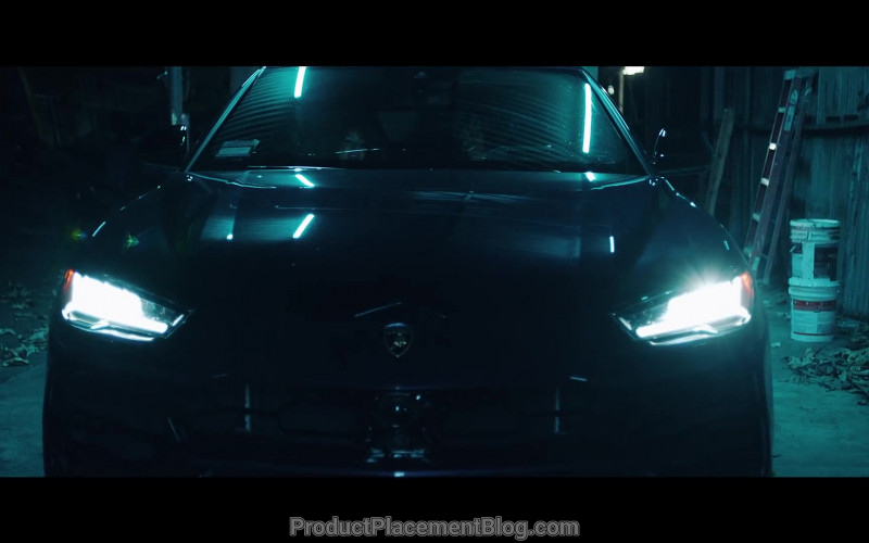 Lamborghini Urus Car in Took Her To The O by King Von (4)