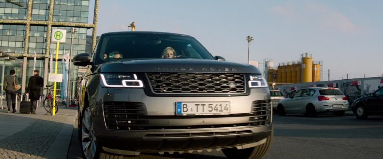 Land Rover Range Rover Vogue Car in Charlie's Angels (2)