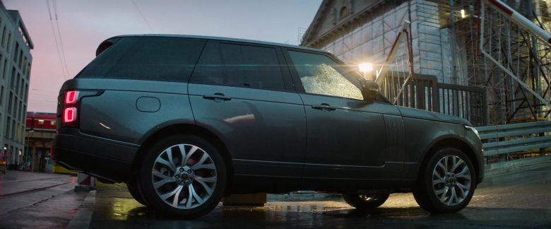 Land Rover Range Rover Vogue Car in Charlie's Angels (4)