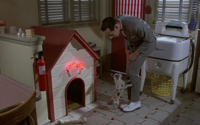 Maytag in Pee-wee's Big Adventure (1985)