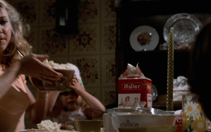 Miller Dairy Milk in Close Encounters of the Third Kind (1)