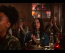 Miller High Life Beer Enjoyed by Zoë Kravitz as Rob in High ...