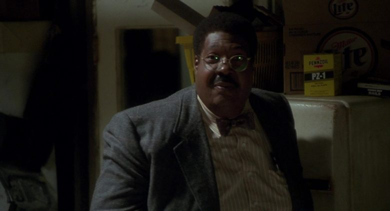 Miller Lite and Pennzoil PZ-1 in Nutty Professor II The Klumps (2000)