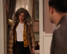 Moncler Down Coat Worn by Chelsea Kane as Ava in The Expandi...
