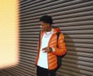 Moncler Orange Down Jacket Worn by YoungBoy NBA in Lil Top (10)