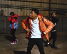 Moncler Orange Down Jacket Worn by YoungBoy NBA in Lil Top (8)