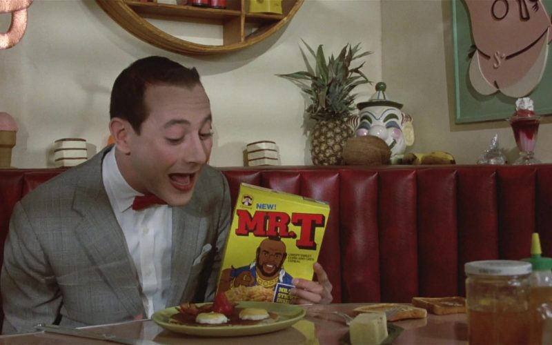 Mr. T Cereal by Quaker Oats Company Enjoyed by Paul Reubens in Pee-wee's Big Adventure (4)