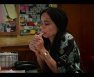 Natural American Spirit Cigarettes Smoked by Zoë Kravitz as Rob in High Fidelity Season 1 Episode 3 (2)