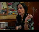 Natural American Spirit Cigarettes Smoked by Zoë Kravitz as Rob in High Fidelity Season 1 Episode 3 (3)